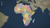 Le dessous des cartes. Migrations intra-africaines