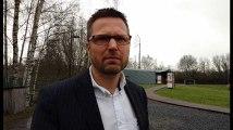 Frameries - PASS - Le directeur général Christophe Happe à propos d'un projet climat pour les jeunes