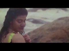 Malashree in bikini Enjoying on beach Hot Scense S