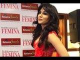 Chitrangada Singh at Femina magazine issue launch