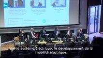 Conference Europeenne - Mobilité électrique