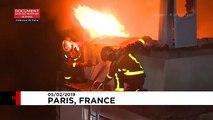 Incendie meurtrier dans le 16e arrondissement de Paris