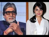 Parineeti rejects role with Big B!