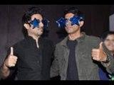 Farhan & Vir: The Brahmacharis!