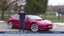 Essai - Tesla Model 3