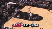 Spurs Two-Way Player Drew Eubanks Pours In 25-Point, 12-Rebound, 6-Block Double-Double For Austin Spurs