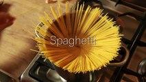 Spaghetti Bake with Bacon