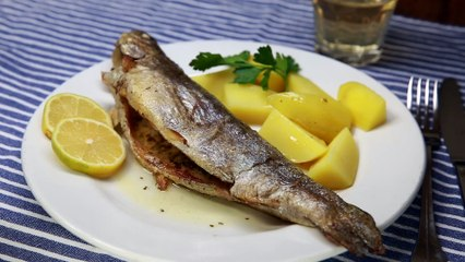Oven Trout