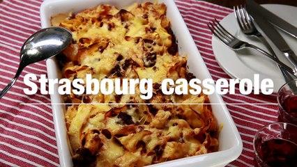 Strasbourg Casserole