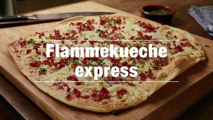 Flammekueche express