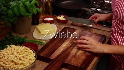 Schnelle Käsespätzle Rezept