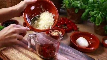 Tortellinisalat italienische Art Rezept