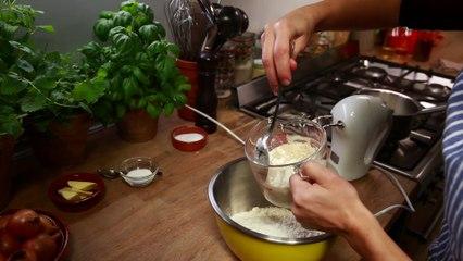 Rezept - Schwäbischer Zwiebelkuchen