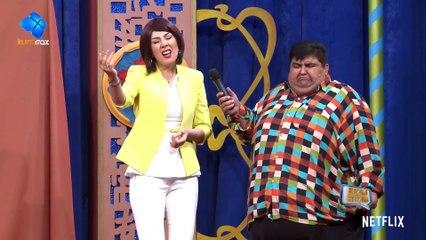larry charles dangerous world of comedy baked alaska