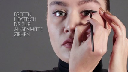 Beauty-Tutorial: Eyeliner richtig auftragen