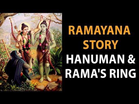 Ramayana story: Hanuman in the search of Rama's ring | Artha Thumbnail
