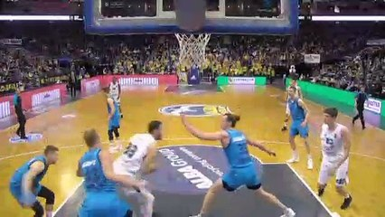 7Days EuroCup Highlights Top 16, Round 6: ALBA 97-74 Partizan