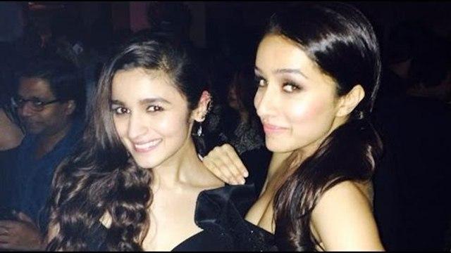 Are Alia and Shraddha faking it?