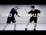 [Master Class] MIGOS - BAD AND BOUJEE ft.Lil Uzi Vert / Choreography . PK WIN