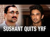 Sushant Singh Rajput Has A Falling Out With Yash Raj Films
