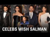 Bollywood Youngsters Rain Wishes On Salman Khan For His 50th Birthday