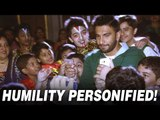 Ranveer Singh goes back to school with fond memories!