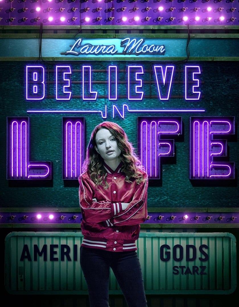 American Gods Season 2 - Laura Moon
