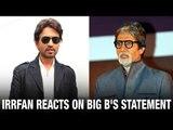 Irrfan Khan Comments On Big B's Statement of Piku's Success | Jimmy Shergill | Dama Dam Song