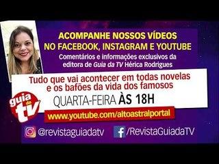 BOLETIM REVISTA GUIA DA TV - REMI NÃO MORREU