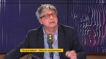 """Votation citoyenne de Benoît Hamon : """"C'est non parce que c'est une non-proposition"""", estime le député LFI, Éric Coquerel"""