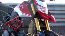 Ducati Hypermotard 950 et Ducati Hypermotard 950 SP - Des motos pour le FUN