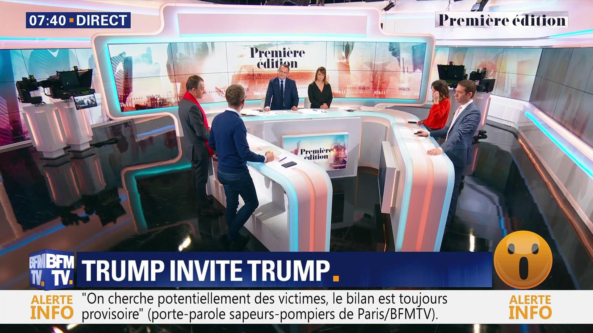 Trump invite Trump