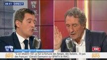"""Gérald Darmanin """"n'est pas défavorable"""" à un référendum à questions multiples"""