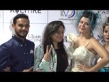 Sana Khan Launched Her Fashion Label With FASHION SHOW
