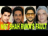 Not SRK's fault: B-Town celebs on Raees train journey mishap
