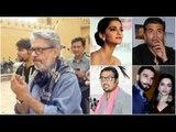 Hrithik Roshan, Alia Bhatt, Sonam Kapoor come in Support of Sanjay Leela Bhansali on Twitter