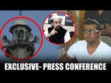 Exclusive Sonu Nigam Press Conference At Home - HD