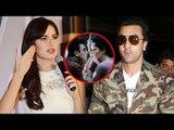 Katrina ANGRY With Ex BF Ranbir Over Jagga Jasoos Poster?