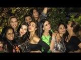 Karishma Kapoor Secret Party Video with Kareena Kapoor, Malaika Arora, Amrita Arora