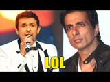 Sonu Sood Reacts On Getting Trolled For Sonu Nigams Azaan Tweet