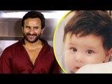 Saif Ali Khan Thinks Son Taimur is Already A HUGE STAR | Taimur Ali Khan | Kareena Kapoor