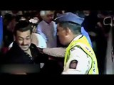 OMG: Salman Khan Being Forcely Pulled by Traffic Police While Talking to Sanjay Dutt!