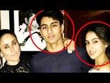 Kareena Kapoor PARTIES With Step-kids Sara & Ibrahim   Saif Ali Khan Birthday   Sara Ali Khan