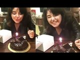 Dangal CUTE Girl Zaira Wasim's Birthday 2017 Celebrations Video LEAKED