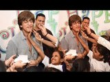 SRK's Sweet Gesture Celebrating Childrens Day With Orphan Kids Instead Of Abram Khan