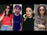Bollywood Celebs SPOTTED In Mumbai City-  Aditya Roy Kapoor, Zareen Khan, Hansika Motwani