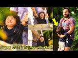 Taimur Ali Khan Looks Super CUTE While Playing With Dad Saif Ali Kaha | Taimur Ali Khan Latest Video