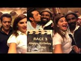 Race 3: Salman Khan's SPECIAL GIFT For Remo D'souza On His Birthday | Remo D'souza Birthday Party