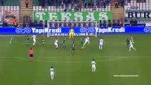 Bursaspor 0 - 0 Atiker Konyaspor Maçın Geniş Özeti