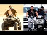 Salman Khan Enjoys Cycling & Rides Quad Bike While Shooting For RACE 3 In Jodhpur